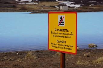 Nicht in jedem Hotpot auf Island sollte man schwimmen
