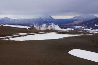 Der Blick vom Viti-Krater