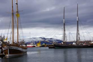 Hafen in Húsavík