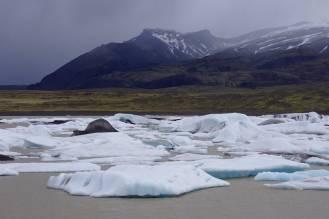 Gletschersee Fjallsárlón