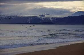 Die Küste von Snæfellsnes