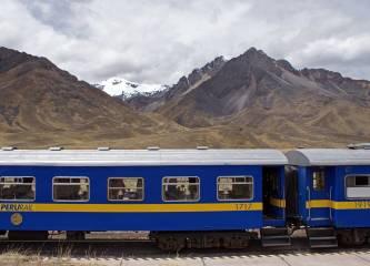 Auf dem Weg von Cusco zum Titicacasee