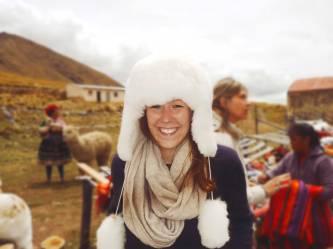 Mit dem Zug durch Peru